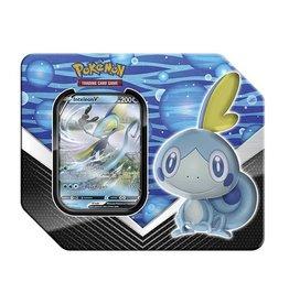 The Pokemon Company Pokémon TCG: Galar Partners Tin (Inteleon V)