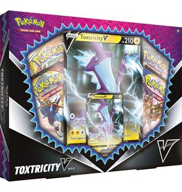 The Pokemon Company Pokémon TCG: Toxtricity V Box