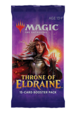 Wizards of the Coast Magic the Gathering TCG: Throne of Eldraine Booster Pack