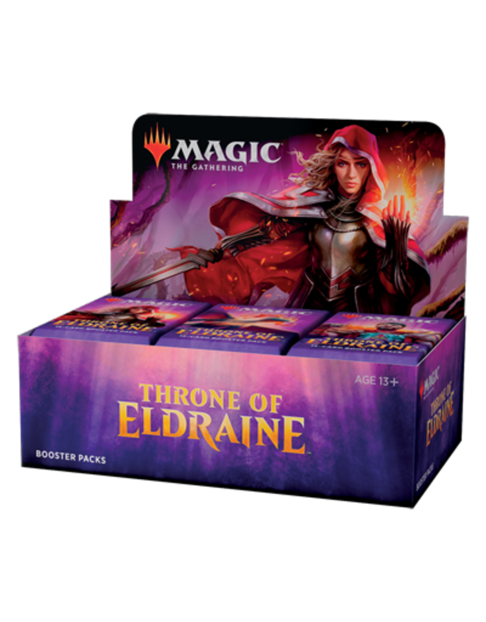 Wizards of the Coast Magic the Gathering TCG: Throne of Eldraine Booster Box