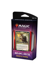 Wizards of the Coast Magic the Gathering: Throne of Eldraine - Brawl Deck - Knights' Charge