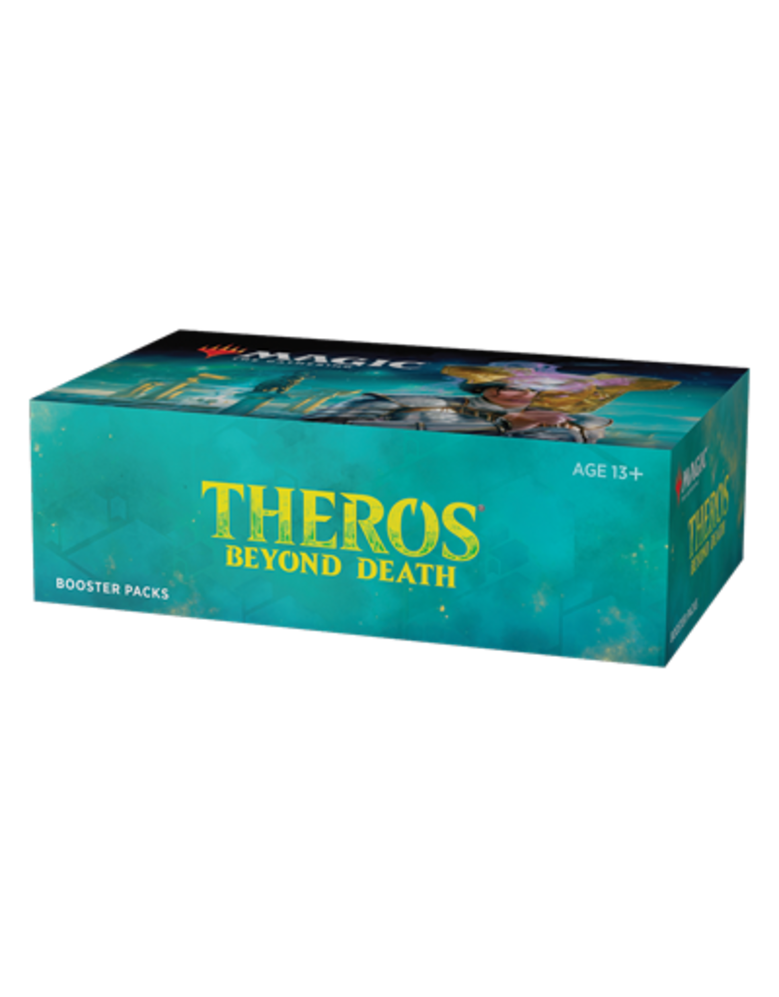 Wizards of the Coast Magic the Gathering: Theros Beyond Death - Booster Box