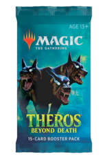 Wizards of the Coast Magic the Gathering: Theros Beyond Death - Booster Pack