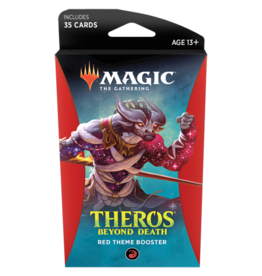 Wizards of the Coast Magic the Gathering: Theros Beyond Death - Theme Pack - Red