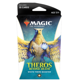 Wizards of the Coast Magic the Gathering: Theros Beyond Death - Theme Pack - White
