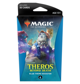 Wizards of the Coast Magic the Gathering: Theros Beyond Death - Theme Pack - Blue