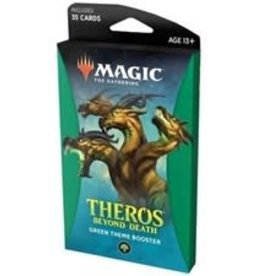 Wizards of the Coast Theros Beyond Death - Theme Booster Pack [Green]