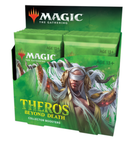 Wizards of the Coast Magic the Gathering: Theros Beyond Death - Collector Booster Box