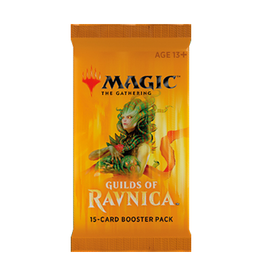 Wizards of the Coast Magic the Gathering: Guilds of Ravnica - Booster Pack