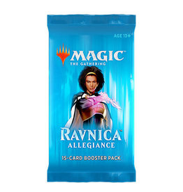 Wizards of the Coast Magic the Gathering: Ravnica Allegiance - Booster Pack