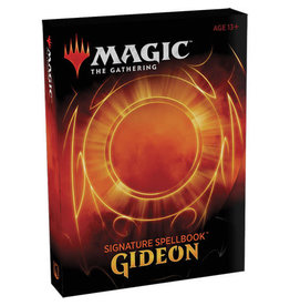 Wizards of the Coast Magic the Gathering: Signature Spellbook Gideon - Box Set