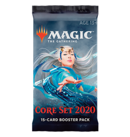 Wizards of the Coast Magic the Gathering: Core Set 2020 - Booster Pack