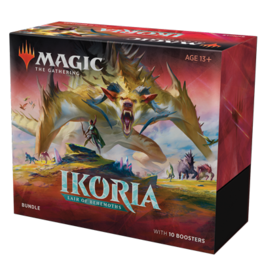 Wizards of the Coast Magic the Gathering: Ikoria: Lair of Behemoths - Bundle
