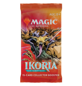 Wizards of the Coast Magic the Gathering: Ikoria: Lair of Behemoths - Collector Booster Pack
