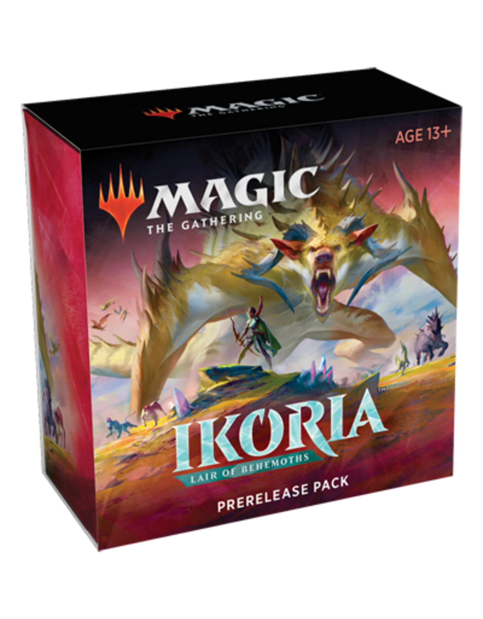 Wizards of the Coast Magic the Gathering: Ikoria: Lair of Behemoths - Prerelease Pack