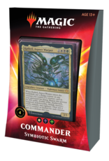 Wizards of the Coast Magic the Gathering: Commander 2020 - Ikoria - Symbiotic Swarm