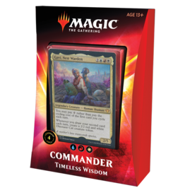 Wizards of the Coast Magic the Gathering: Commander 2020 - Ikoria - Timeless Wisdom