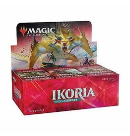 Wizards of the Coast Magic the Gathering: Ikoria: Lair of Behemoths - Booster Box - Japanese