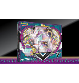 The Pokemon Company Polteageist V Box