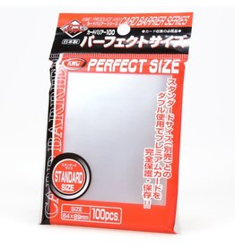 KMC KMC Perfect Fit Card Sleeves