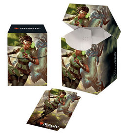 Ultra Pro Ultra Pro Deck Box: Ikoria - Vivien, Monster's Advocate