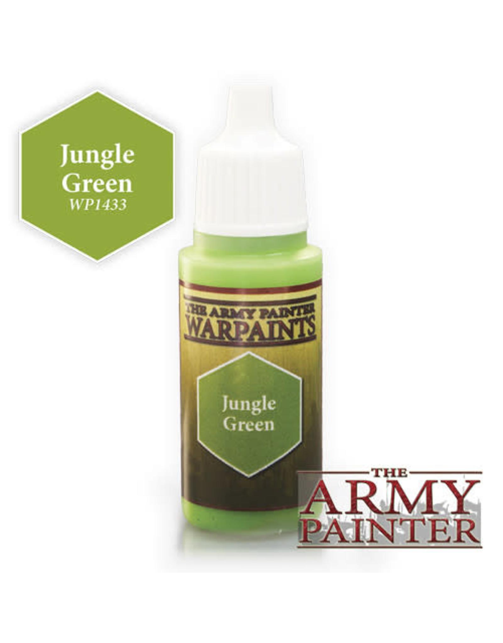 TAP Warpaints: Jungle Green 18ml