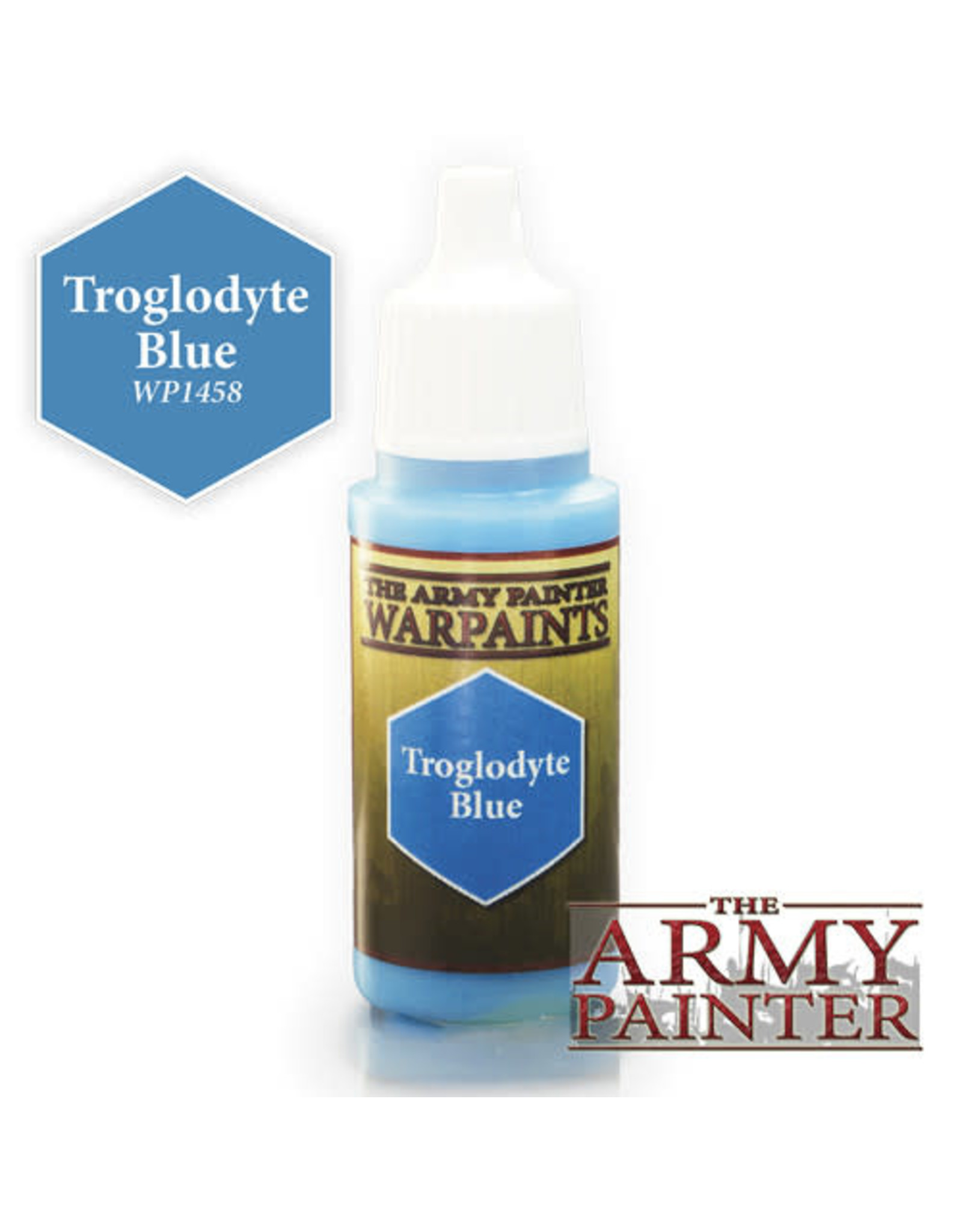 TAP Warpaints: Troglodyte Blue 18ml