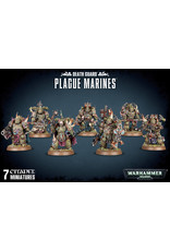 Games Workshop Death Guard Plague Marines