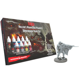 TAP Dungeons and Dragons Nolzur`s Marvelous Pigments: Underdark Paint Expansion Set