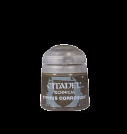 Citadel Typhus Corrosion