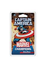 Fantasy Flight Games Marvel Champions LCG: Captain America Hero Pack