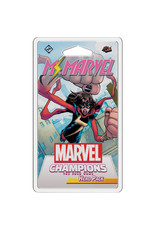 Fantasy Flight Games Marvel Champions LCG: Ms. Marvel Hero Pack