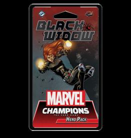 Fantasy Flight Games Marvel Champions LCG: Black Widow Hero Pack