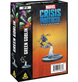 Atomic Mass Games Marvel: Crisis Protocol - Green Goblin Character Pack