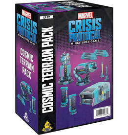 Atomic Mass Games Marvel: Crisis Protocol - Cosmic Terrain Pack