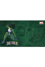 Marvel Champions LCG: She-Hulk Game Mat