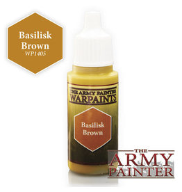 TAP Warpaints: Basilisk Brown 18ml
