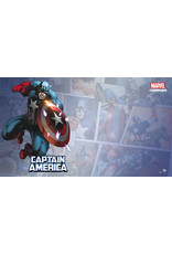 Fantasy Flight Games Marvel Champions LCG: Captain America Game Mat
