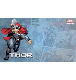 Fantasy Flight Games Marvel Champions LCG: Thor Game Mat