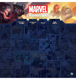 Fantasy Flight Games Marvel Champions LCG: 1-4 Player Game Mat