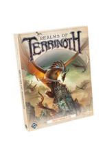 Fantasy Flight Games Genesys RPG: Realms of Terrinoth Hardcover