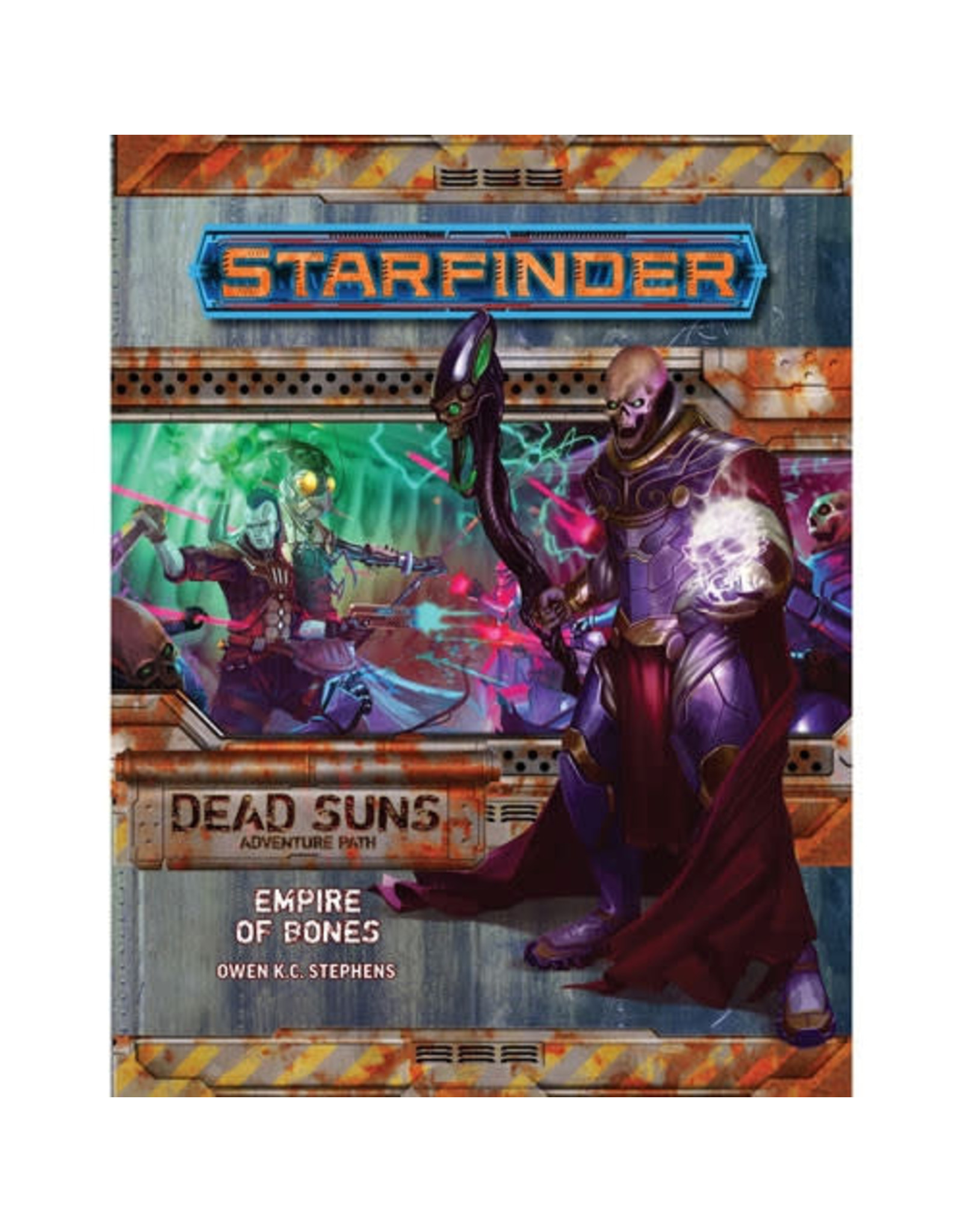 Starfinder RPG: Adventure Path - Dead Suns Part 6 - Empire of Bones