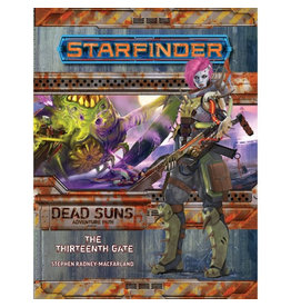 Paizo Publishing Starfinder RPG: Adventure Path - Dead Suns Part 5 - The Thirteenth Gate