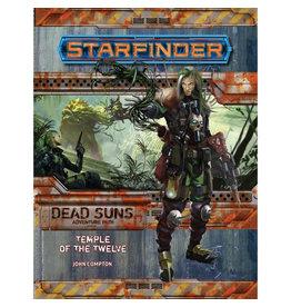 Starfinder RPG: Adventure Path - Dead Suns Part 2 - Temple of the Twelve