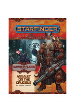 Paizo Publishing Starfinder RPG: Adventure Path - Dawn of Flame Part 6 - Assault on the Crucible