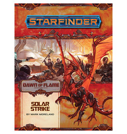 Fantasy Flight Games Starfinder RPG: Adventure Path - Dawn of Flame Part 5 - Solar Strike