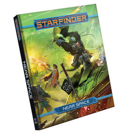 Paizo Publishing Starfinder RPG: Near Space Hardcover