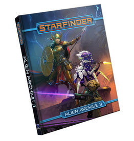 Paizo Publishing Starfinder RPG: Alien Archive 3 Hardcover