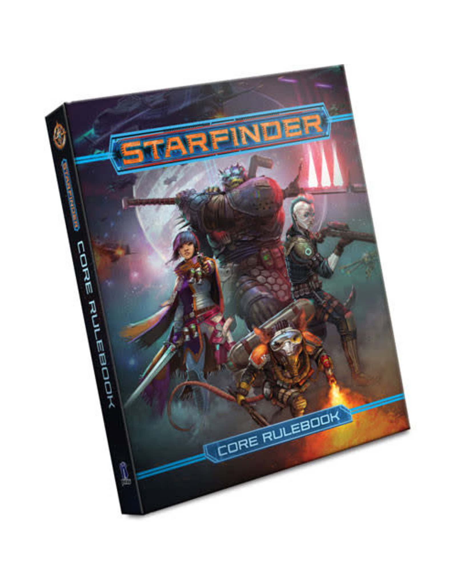 Paizo Publishing Starfinder RPG: Core Rulebook Hardcover