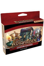 Paizo Publishing Pathfinder RPG: Adventure Gear Deck (P2)